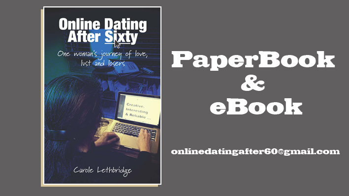 Online dating after sixty